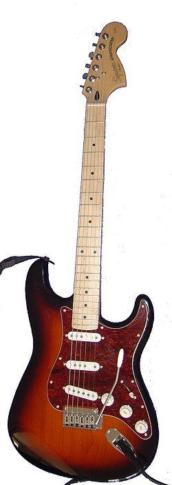 E-Gitarre – KAS-Wiki